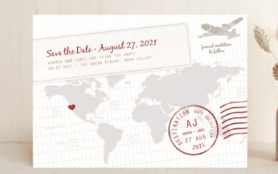 Getting Started: Save The Date Postcard Ideas